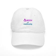 Queen of conditioning Baseball Cap