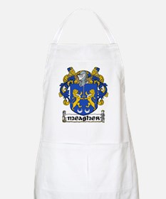 Meagher Coat of Arms Apron