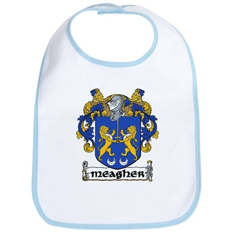 Meagher Coat of Arms Bib