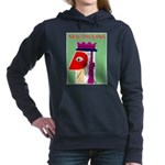 Women's Hooded Sweatshirt
