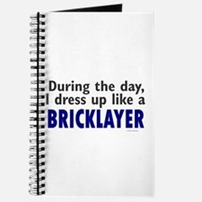 Dress Up Like A Bricklayer Journal
