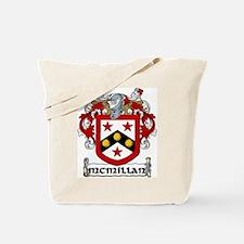 McMillan Coat of Arms Tote Bag