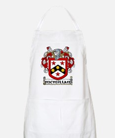 McMillan Coat of Arms Apron