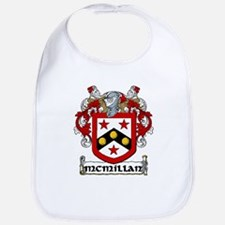 McMillan Coat of Arms Bib