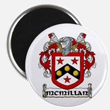 """McMillan Coat of Arms 2.25"""" Magnet (10 pack)"""