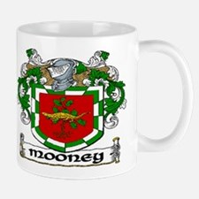 Mooney Coat of Arms Mug