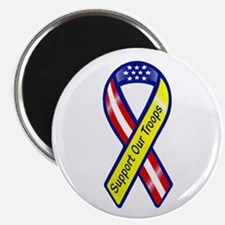 """Support Our Troops 2.25"""" Magnet (10 pack)"""