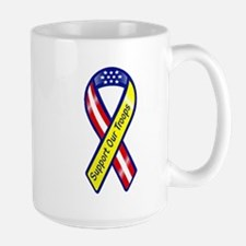 Support Our Troops MugMugs