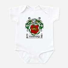 Mooney Coat of Arms Infant Creeper