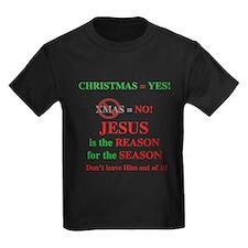 Jesus Christmas T