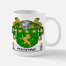 Moore Coat of Arms Mug