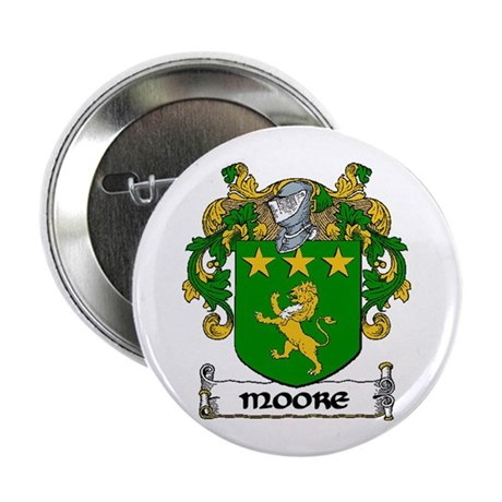 "Moore Coat of Arms 2.25"" Button (10 pack)"
