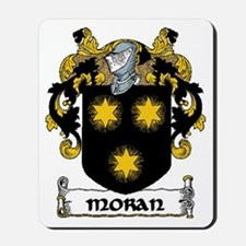 Moran Coat of Arms Mousepad
