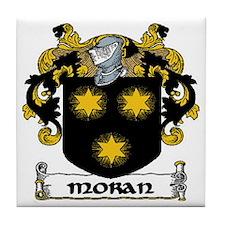 Moran Coat of Arms Ceramic Tile