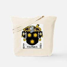 Moran Coat of Arms Tote Bag