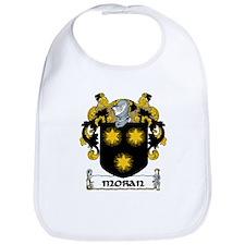 Moran Coat of Arms Bib