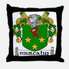 Mulcahy Coat of Arms Throw Pillow