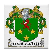 Mulcahy Coat of Arms Ceramic Tile