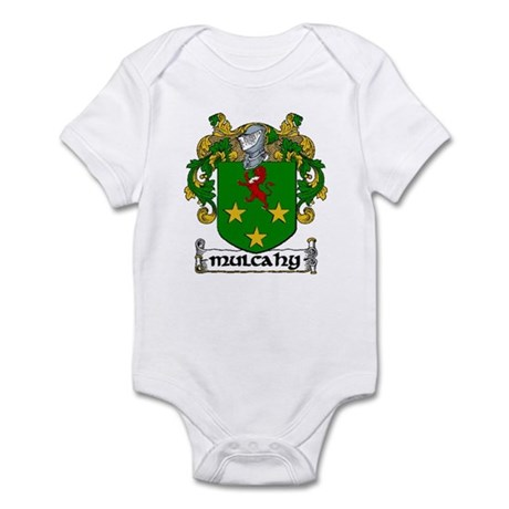 Mulcahy Coat of Arms Infant Creeper