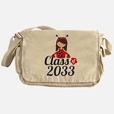 Class of 2033 Messenger Bag