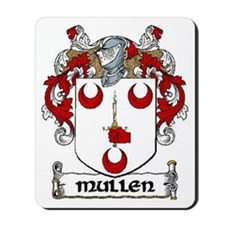Mullen Coat of Arms Mousepad