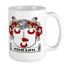 Mullen Coat of Arms Mug