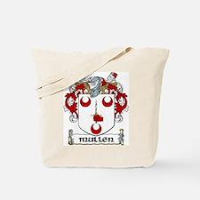 Mullen Coat of Arms Tote Bag