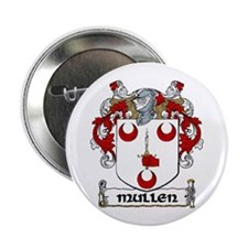 """Mullen Coat of Arms 2.25"""" Button (10 pack)"""