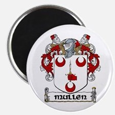 """Mullen Coat of Arms 2.25"""" Magnet (10 pack)"""