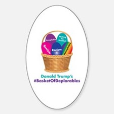Trump's Basket of Deplorables Decal