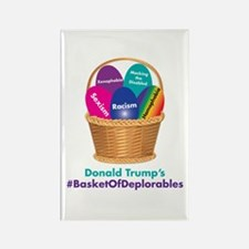 Trump's Basket Of Deplorables Magnets
