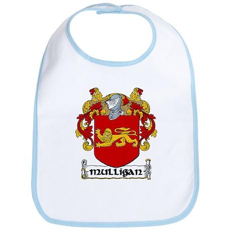 Mulligan Coat of Arms Bib