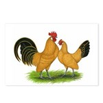 BT Buff Dutch Bantams Postcards (Package of 8)