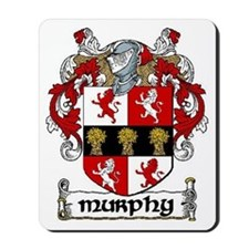 Murphy Coat of Arms Mousepad