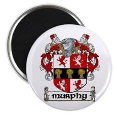 """Murphy Coat of Arms 2.25"""" Magnet (10 pack)"""