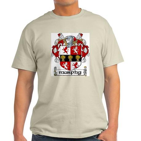 Murphy Coat of Arms Light T-Shirt