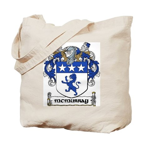 McMurray Coat of Arms Tote Bag