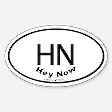 HN (Oval)