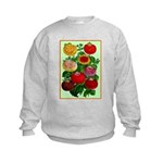 Chinese Lantern Vintage Flower Print Jumpers