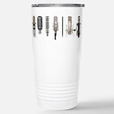 Cute Microphone Travel Mug
