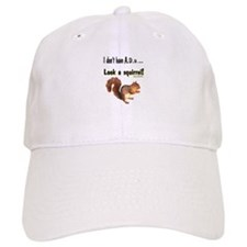 ADD Squirrel Baseball Cap