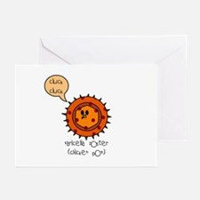 Chicken Pox Greeting Cards (Pk of 10)