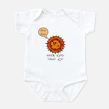 Chicken Pox Infant Bodysuit
