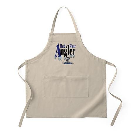 Hard Water Angler BBQ Apron