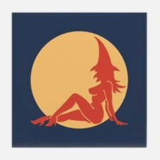 Mud Witch Tile Coaster