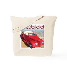 1937 Cabriolet Tote Bag