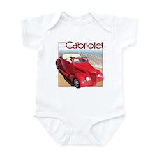 1937 Cabriolet Infant Bodysuit