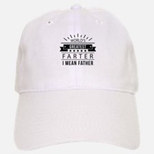 World's Greatest Farter Baseball Baseball Cap