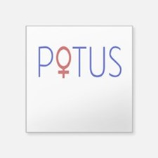 POTUS Sticker