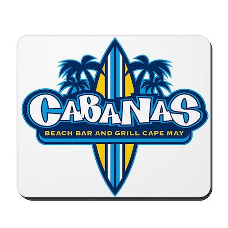 Cabanas' Mousepad